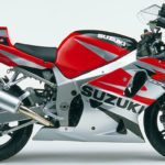 K2 Suzuki GSX-R 750 2002
