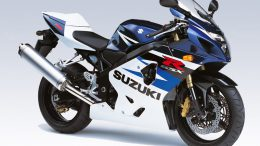 Suzuki GSX-R 750 2004 service manual