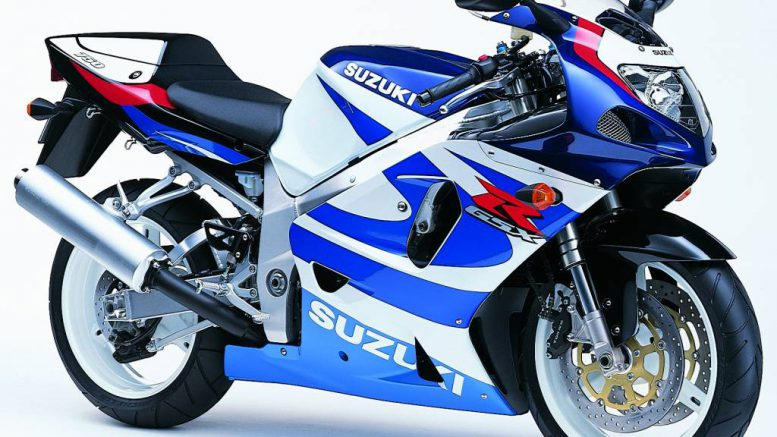 Suzuki Gsxr User Manual