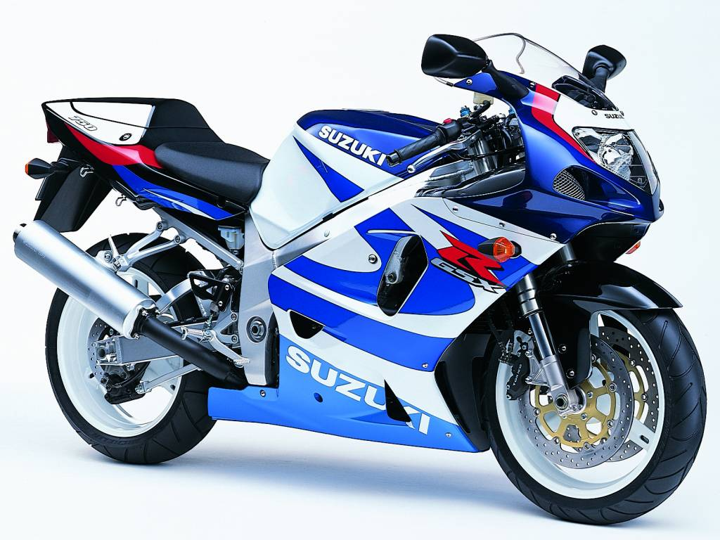 2005 suzuki gsxr 750: