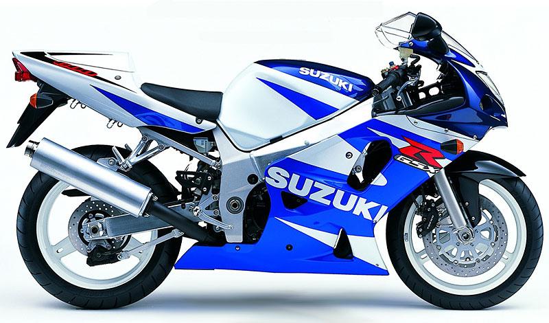 Suzuki GSX-R 600 2002 Service Manual | Service manual and