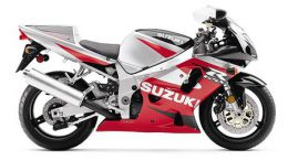 K1 Suzuki GSX-R 750 2001 Service Manual