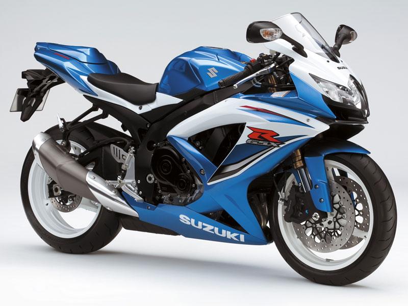 K9 Suzuki GSX-R 600 2009 service manual