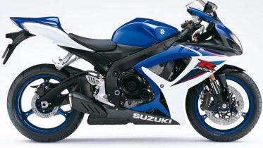 K7 Suzuki GSX-R 600 2007 service manual