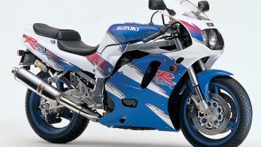 Suzuki GSX-R 750 1993 service manual