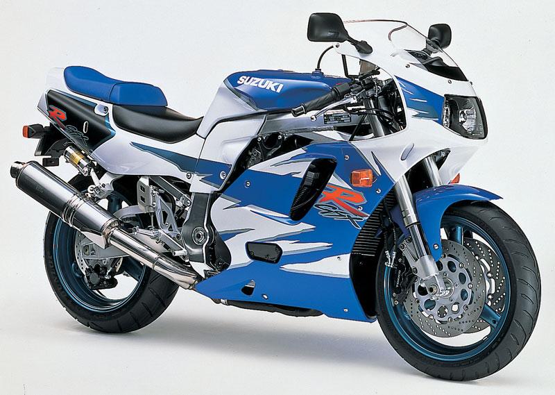 Suzuki GSX-R 750 1995 service manual