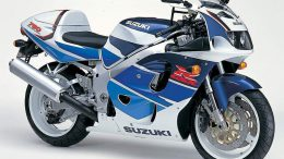 Suzuki GSX-R 750 1997 Service Manual