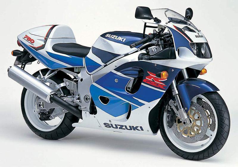 Suzuki GSX-R 750 1997 Service Manual