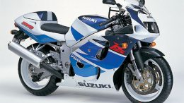 Suzuki GSX-R 750 1998 Service Manual