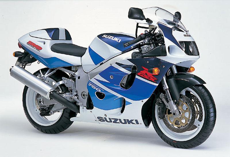 Suzuki GSX-R 750 1998 Service Manual