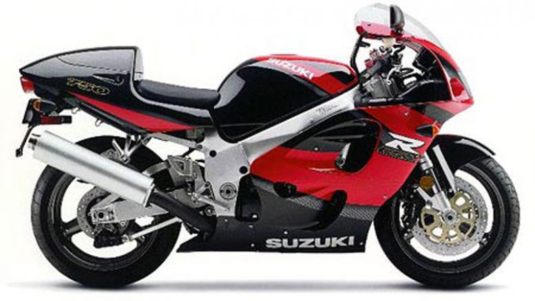 Suzuki GSX-R 750 1999 Service Manual