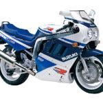 Suzuki GSX-R 1100 1989 datasheet
