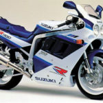 Suzuki GSX-R 1100 1990 datasheet