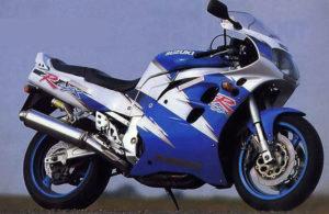 Suzuki GSX-R 1100 1993 datasheet