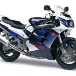 Suzuki GSX-R 1100 1998