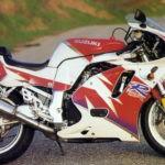 1992 Suzuki GSX-R 600