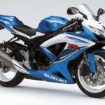 Suzuki GSX-R 600 2009