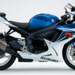 Suzuki 600 GSX-R 2011 Statique