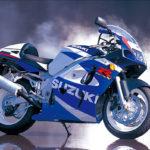 Suzuki GSX-R 600 2000