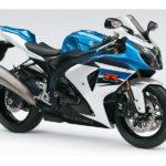 Suzuki GSX-R 1000 2011 datasheet