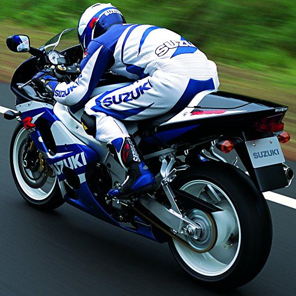 Suzuki GSX-R 1000 2001 Datasheet | Service manual and datasheet ...