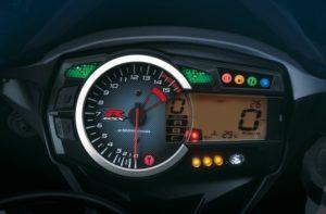 K9 Suzuki GSX-R 1000 2009 datasheet