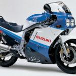 Suzuki GSX-R 750 1987