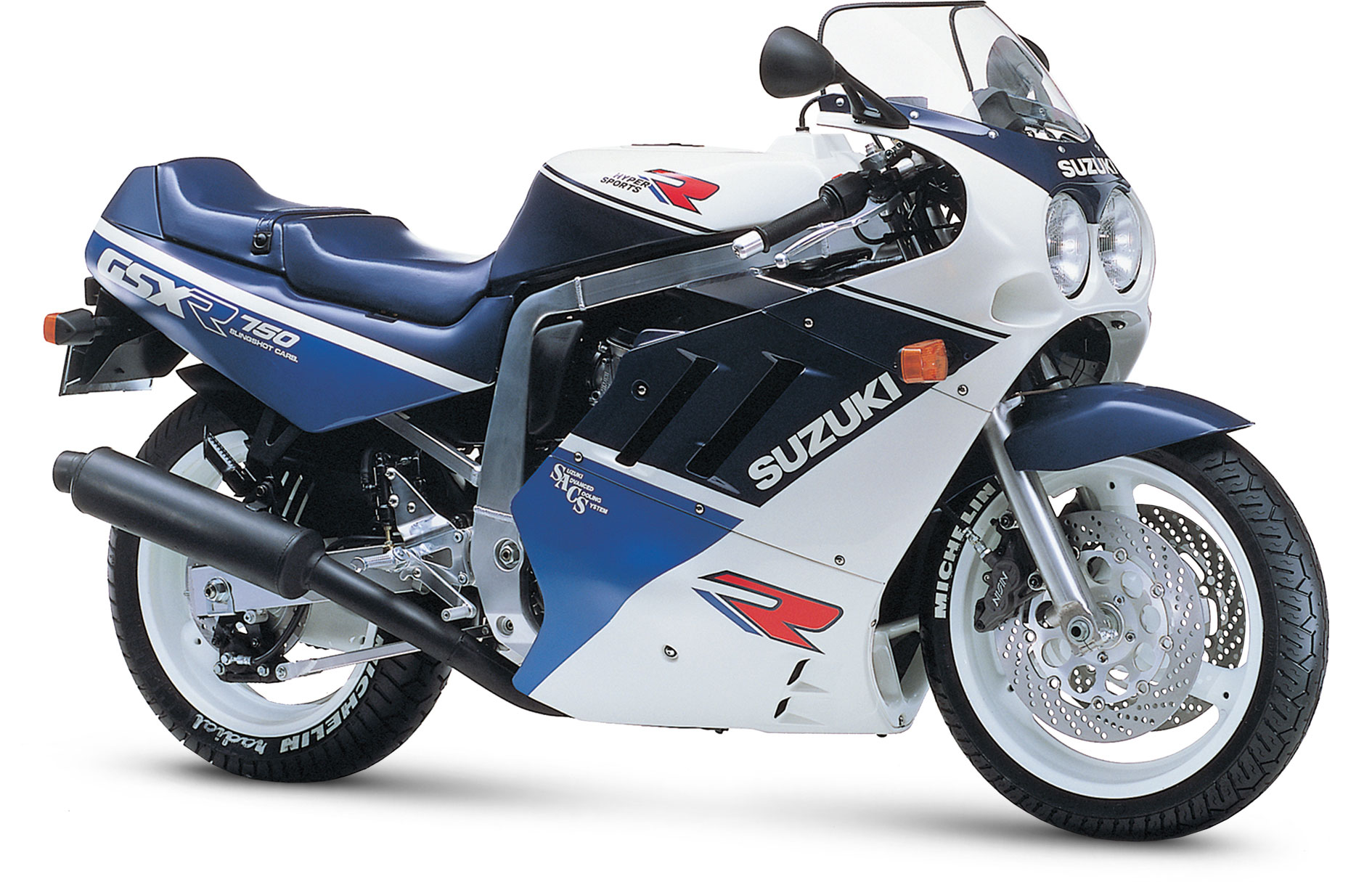 Suzuki Gsx R 750 1988 Datasheet Service Manual And