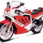 Suzuki GSX-R 750 1988 datasheet
