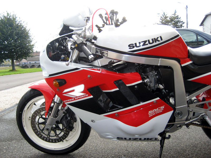 1993 suzuki gsxr 1100 service manual