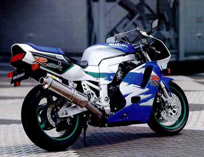 Suzuki Gsxr Oil Change