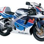 Suzuki GSX-R 750 1996 datasheet