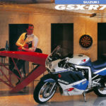 Suzuki GSX-R 750 1989 datasheet