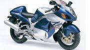 Suzuki GSX-R 1300 hayabusa 2001 Service Manual