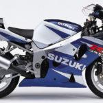 Suzuki GSX-R 750 2001 datasheet