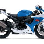 Suzuki GSX-R 750 2014 datasheet