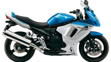 Suzuki GSX650F 2010 service manual