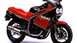 1985 Suzuki GSX-R 400 Service Manual