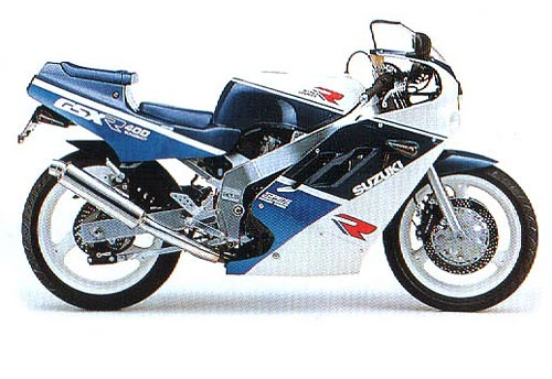 1988 Suzuki GSX-R 400 Service Manual