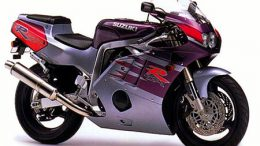 1994 Suzuki GSX-R 400 Service Manual