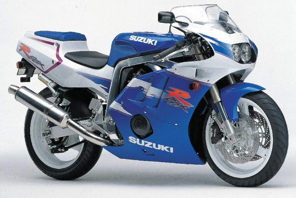 Gsx-R Suzuki Factory Service Manual