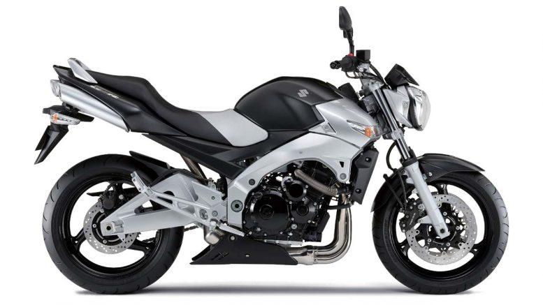 Suzuki GSR600 2007
