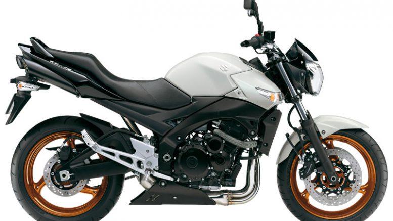 Suzuki GSR600 2010