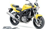 Suzuki SV650 2005