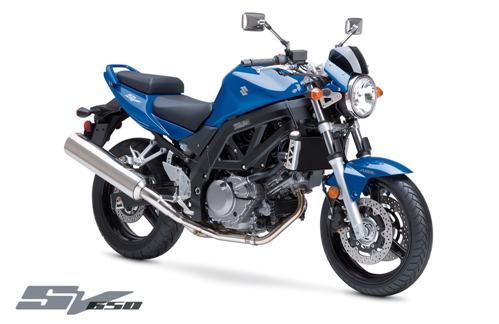 Suzuki SV650 2007
