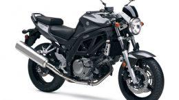Suzuki SV650 2008