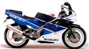 1989 Suzuki GSX-R 250 Service Manual