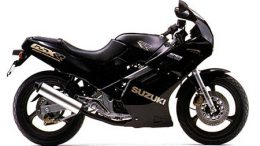 1990 Suzuki GSX-R 250 Service Manual