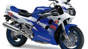 1994 suzuki gsx-r 1100 service manual