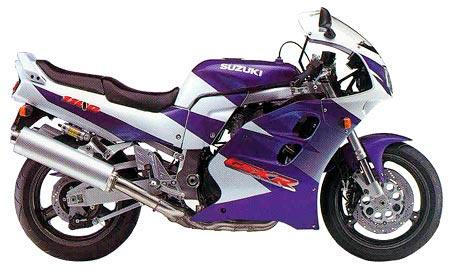 1997 suzuki gsx-r 1100 service manual